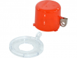 5: Sicherheitsabdeckung für Drucktasten und Notausschalter (groß)