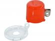 6: Sicherheitsabdeckungen für Drucktasten (klein mit niedrieger Abdeckung)