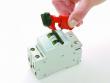 1: Tie-Bar - Mini-Verriegelungssystem für Schutzschilder