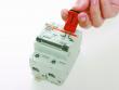 5: POW (Pin-Out Wide) - Mini-Verriegelungssystem für Schutzschilder