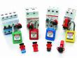 2: Miniatur-Verriegelungssysteme für Schutzschalter
