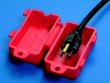 3: PSL-CL110 - Sperre für Wechselstrom-Stecker 120 V