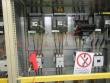 2: NH-Sicherung mit Kabelverriegelungssystem