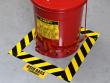 1: Feuerschutzmarkierungen (Boden)