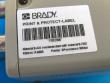 3: Metallisierte Polyester-Etiketten (B-434)