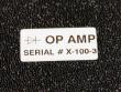 9: weiße Polyester-Etiketten mit einer extrem hohen Haftung (B-489)