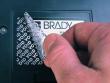 5: Fälschungssichere, metallisierte Etiketten, welche beim Ablösen ein VOID-Muster hinterlassen (B-7576)