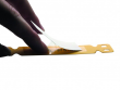 6: Laminat-Halter (Anwendung des Schutzlaminat)