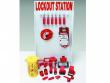 5: Kleine Lockout Station (Größe in cm (HxBxT) 46 x 30,5 x 10)