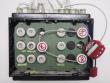 3: Isoliersperrstopfen gesichert mit einem Kabelverriegelungssystem