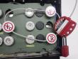 3: Sicherungssystem für Schraubsicherungen