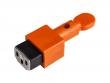 1: Lockout-Vorrichtung für Netzkabelstecker (148081)