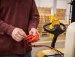 2: Sperre für ein Gabelstapler-Ladekabel