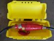 7: Gesteckte CEE-Stecker sichern