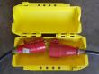 6: Sicherungssytem für gesteckte CEE-Stecker