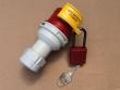 2: Verriegelungssystem für CEE-Stecker