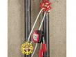 3: Kabel-Verriegelungssystem (Blockierung von Handrädern)