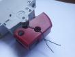 6: Universelles Verriegelungssystem für Mini-Leitungsschutzschalter (gesperrt mit einer Plombe)