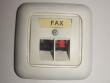8: Sicherung einer Fax-Buchse