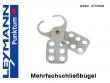 1: Schliessbügel aus Edelstahl (27101624)