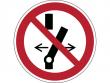29: Verbotsschild - Schalten verboten (gemäß DIN EN ISO 7010, ASR A1.3)